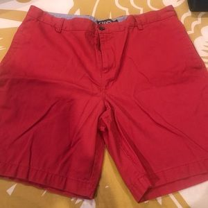 Chaps dress shorts